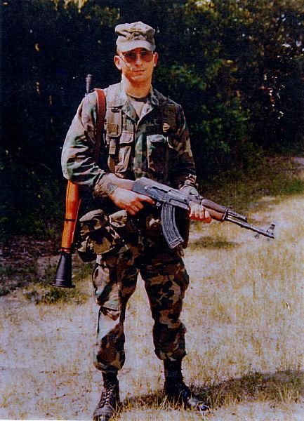АК-47, оружие вероятного противника