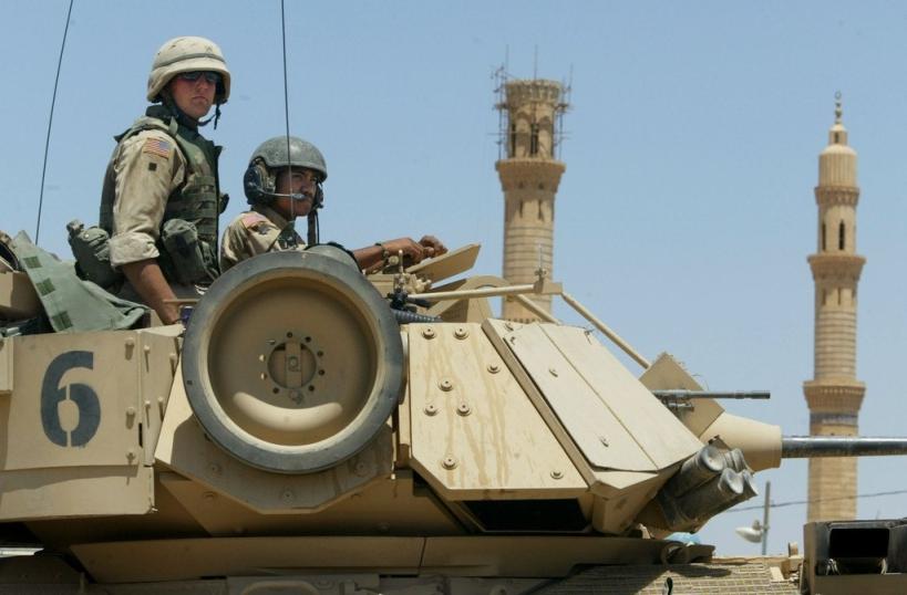 Битва за Багдад