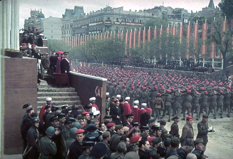 Парад победы националистов