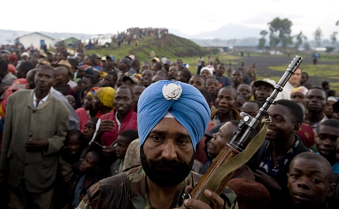 Миротворец из Индии1