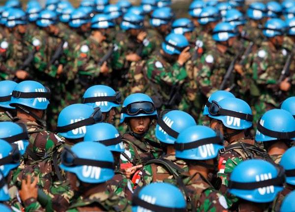 Международный день миротворцев Организации Объединённых Наций