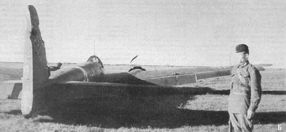 Ju-88, сбитый советскими зенитчиками над Рижским заливом 23 июня 1941 года.
