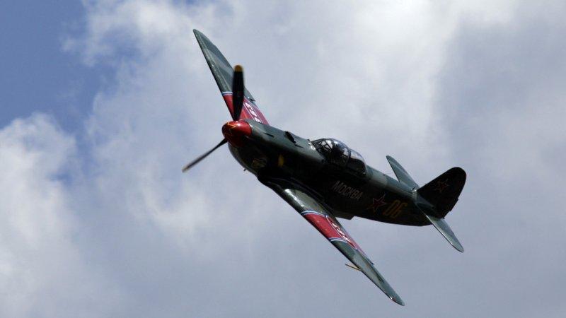самолет-истребитель Як-3