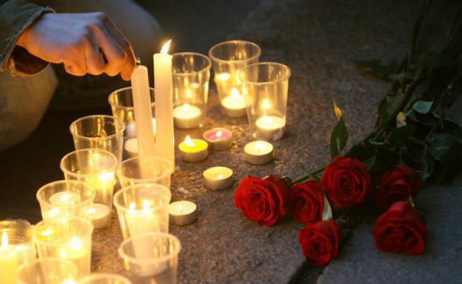 Памяти погибших за свободу Украины