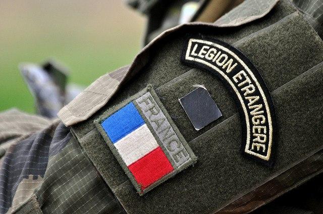 Французский иностранный легион1