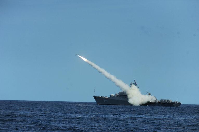 фото предоставлено пресс-службой Каспийской флотилии