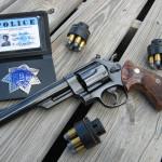 «Смит – Вессон  Магнум 44» — револьвер Грязного Гарри