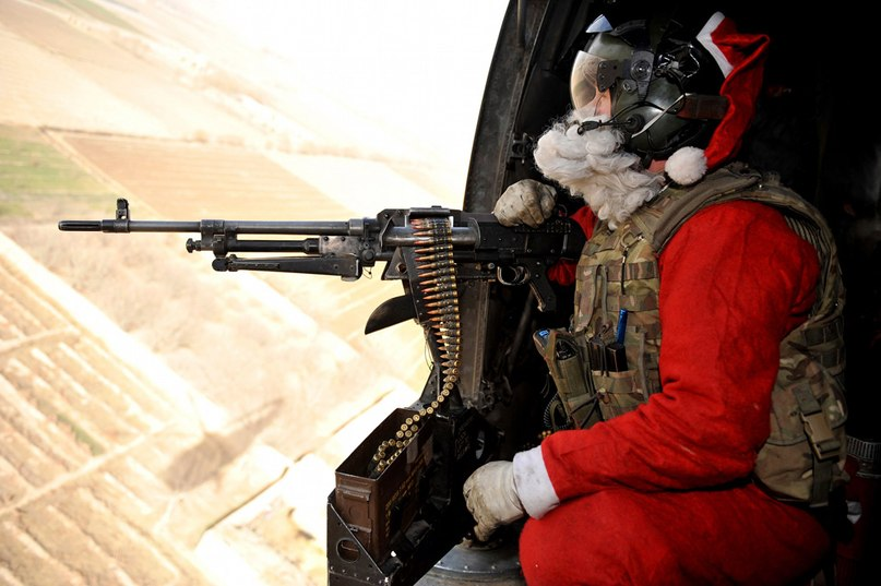 Новогодние приколы в армии