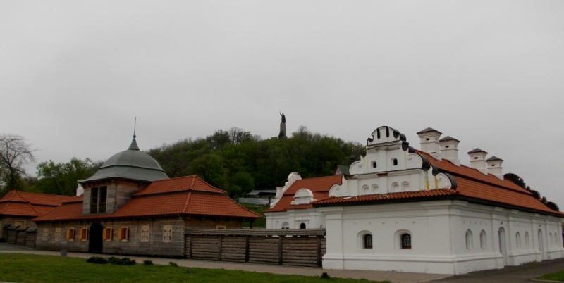 Чигирин - казацкая столица