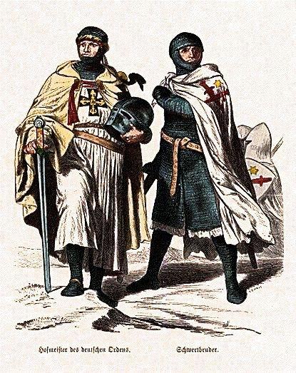 Псы господни и рыцари Христа