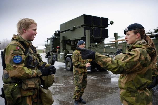 Скромное обаяние норвежской армии