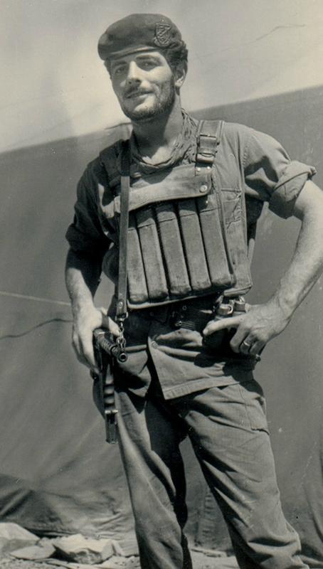 1956 год - Битва Аутфилдер