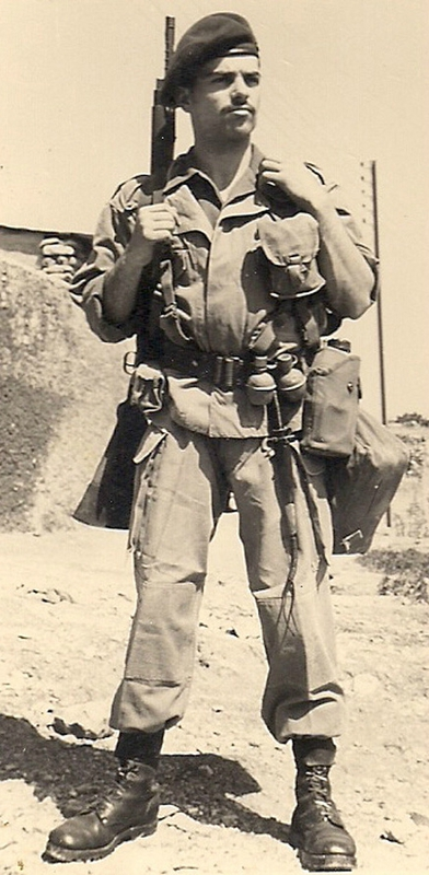 1956 год. Cdo Монфор