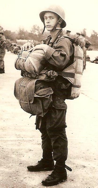 1960 год. Десантник