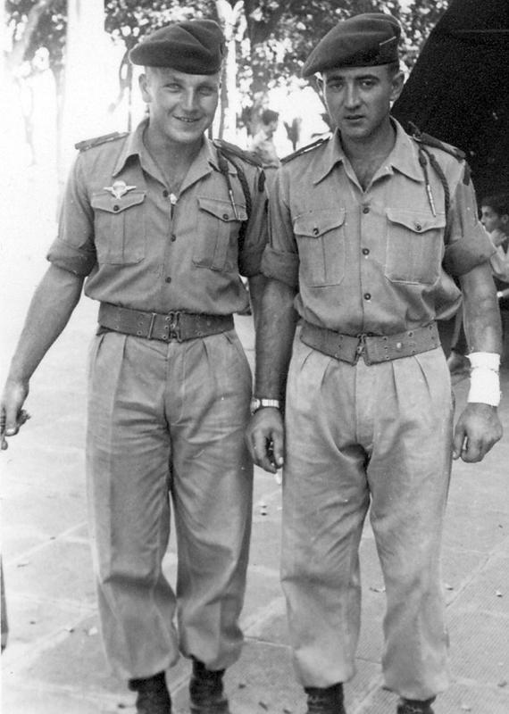 1954 год - Релиз униформы состоялся в Индокитае
