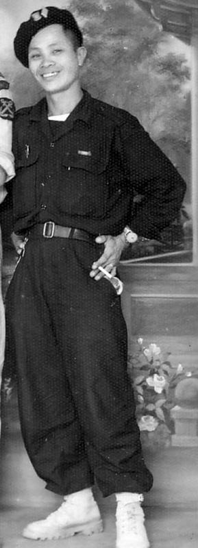 """1953 год - Коммандо """"Шторм"""", Индокитай"""