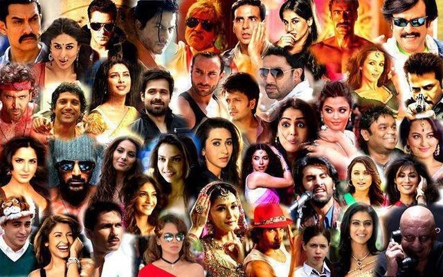 Актёры индийского кино