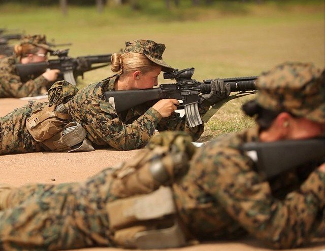 history-of-women-in-the-marines
