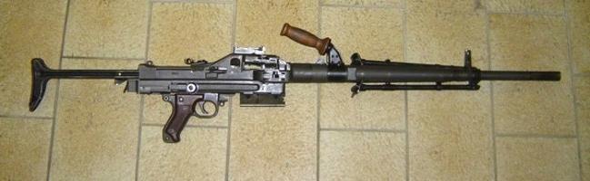пулемет AA 52