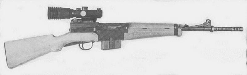 снайперская винтовка MAS 49-56