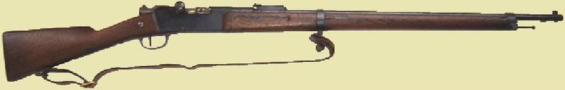 винтовка 86 LEBEL