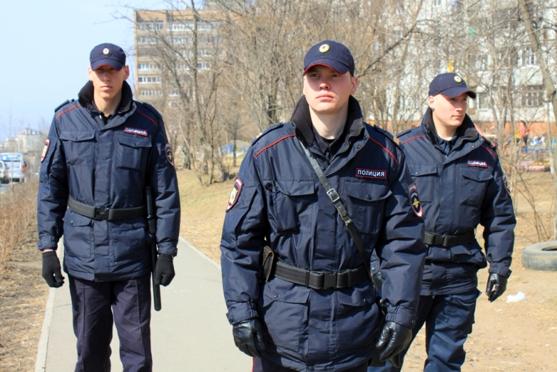 Форма Национальной гвардии