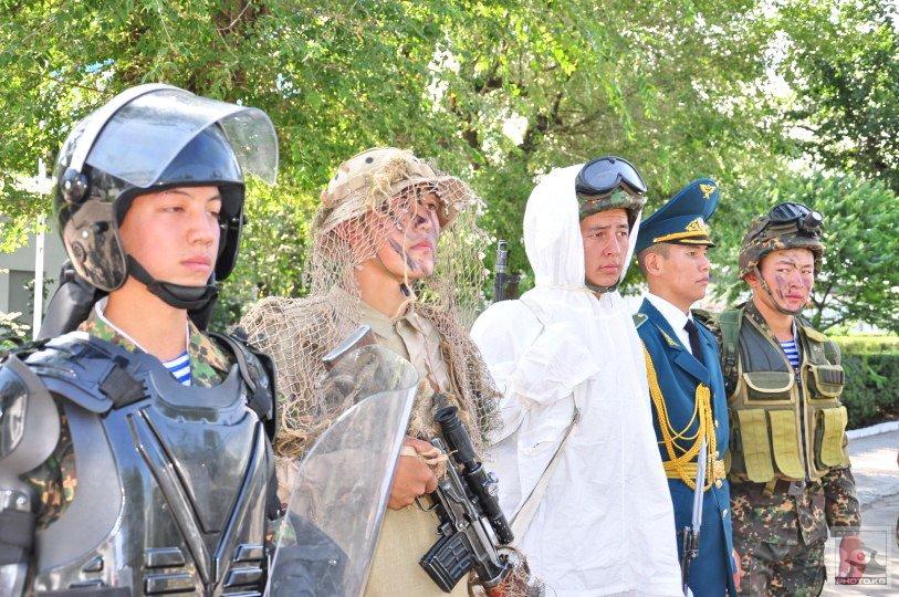 Национальная Гвардия Кыргызстана
