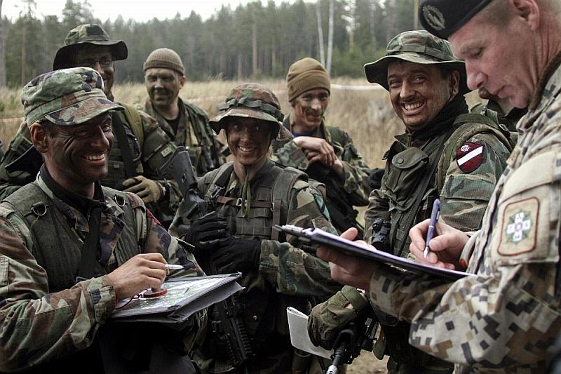 Национальная гвардия Латвии