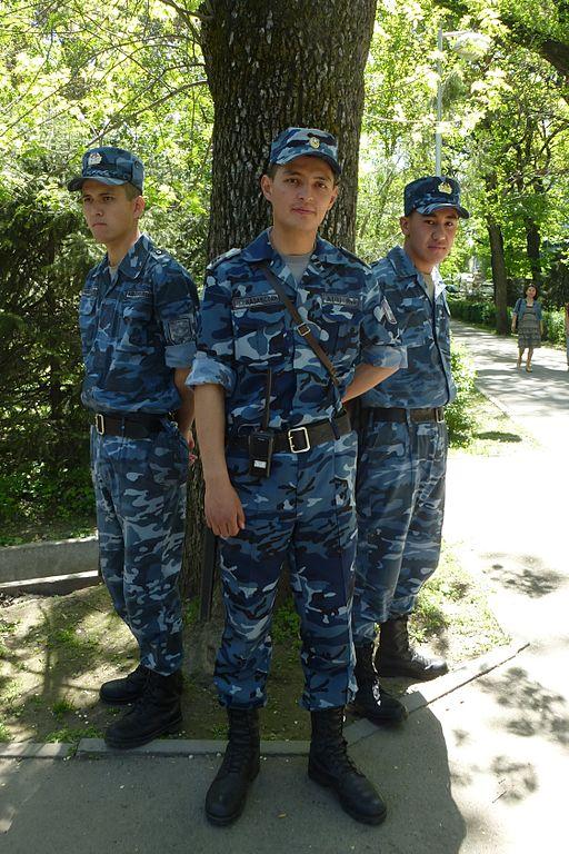 Солдаты_Национальной_гвардии_Казахстана