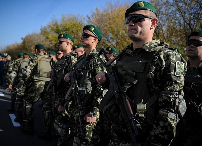 день пограничника в украине