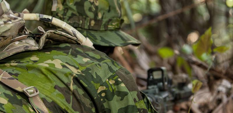 Малоизвестные факты о камуфляже армий мира
