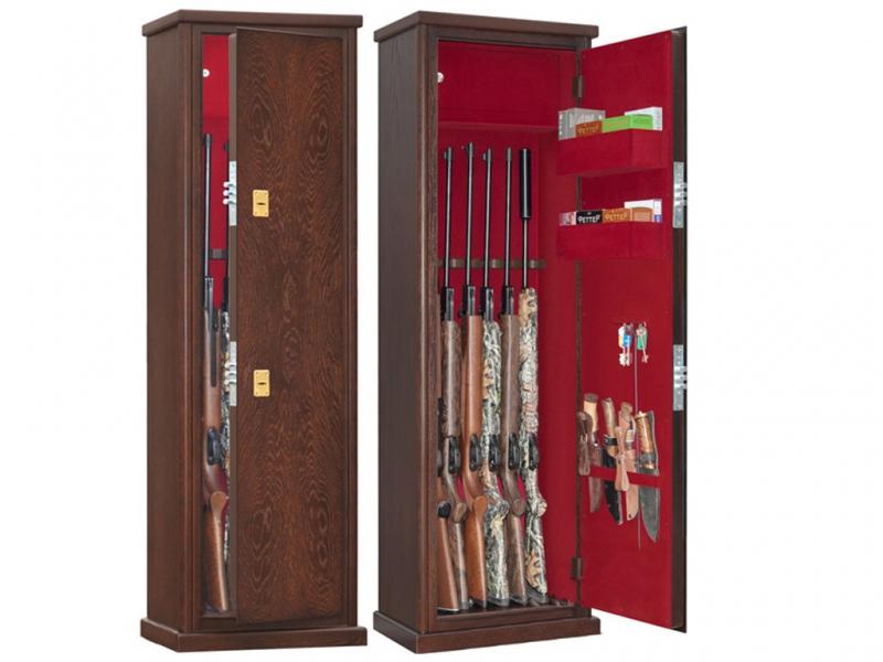 Что следует знать об оружейных сейфах