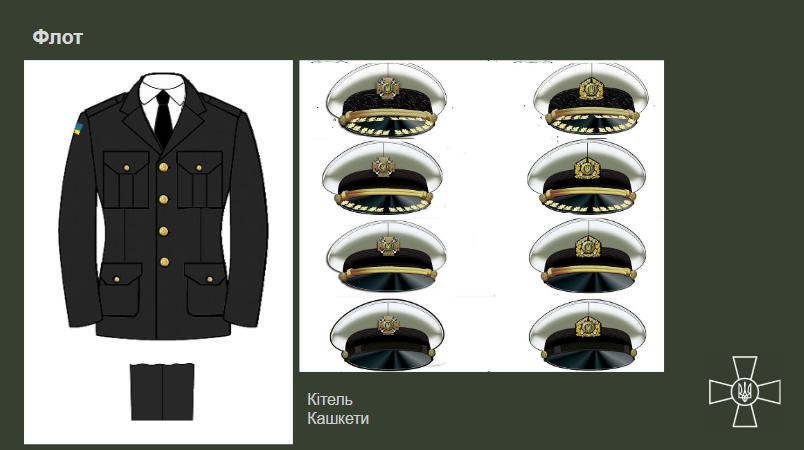ВМС мундир