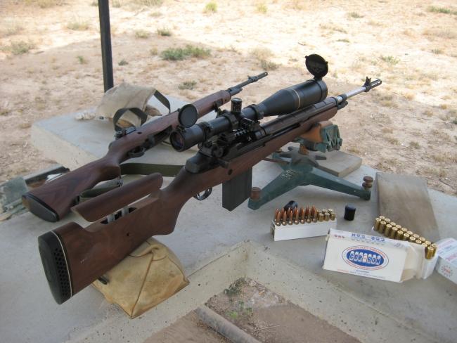 Sniper или marksman