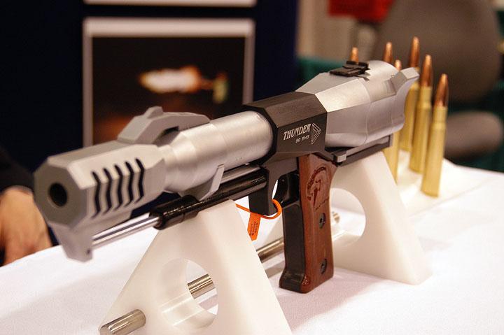 Пистолет Thunder .50 BMG
