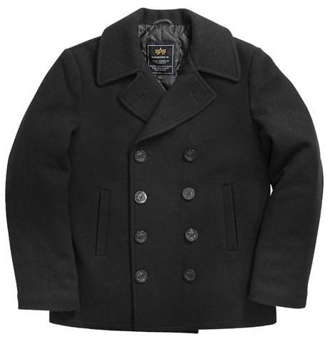 USN Pea Coat