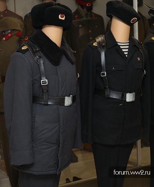 Форма морской пехоты СССР
