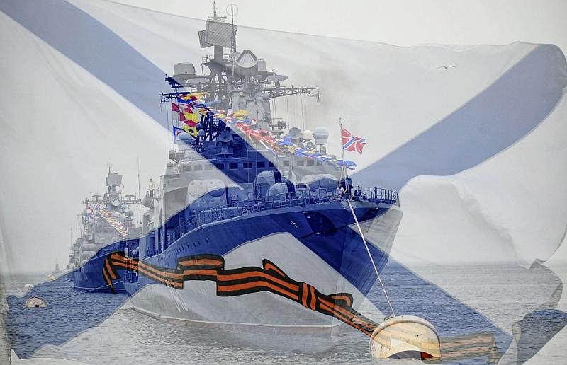 Честь и гордость русского флота