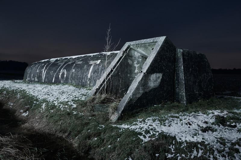 Убежище на случай авианалета, Бельгия