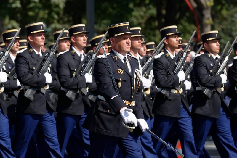 жандармериея Франции