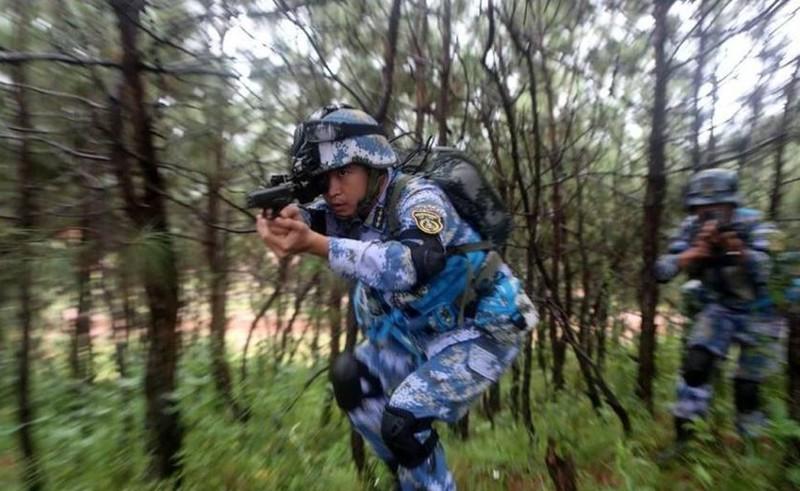 Тайна китайского камуфляжа раскрыта