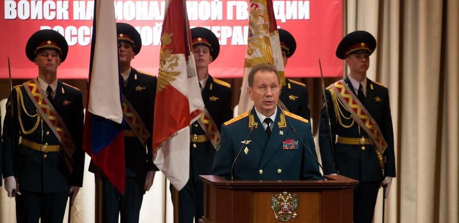 В Росгварии почтили память погибших в Чеченской Республике военнослужащих