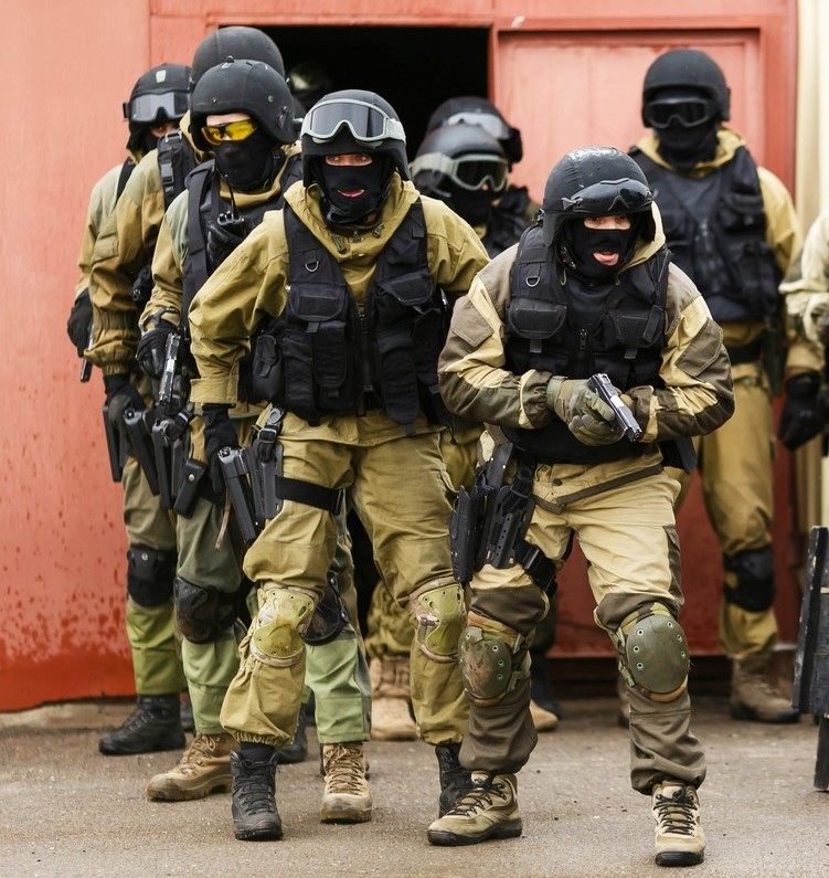 Нападение бандгруппы на воинскую часть Росгвардии