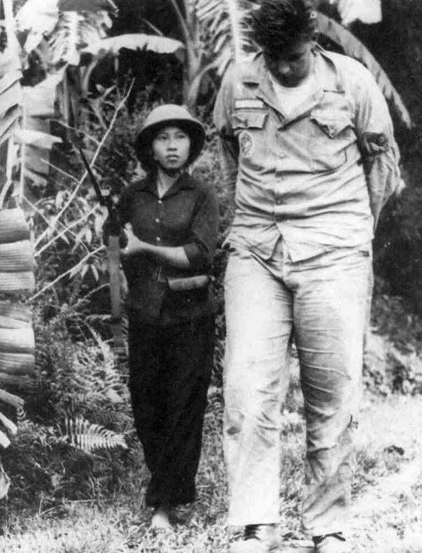 Женщины на войне во Вьетнаме