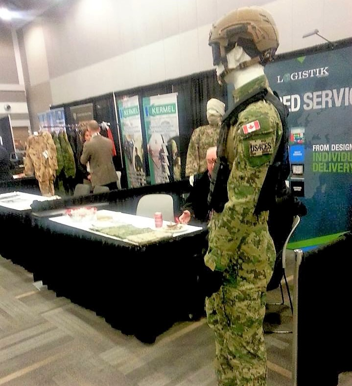 US4CES для использования Канадскими силами специальных операций