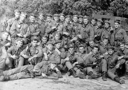 Витязь - первое подразделение спецназа МВД