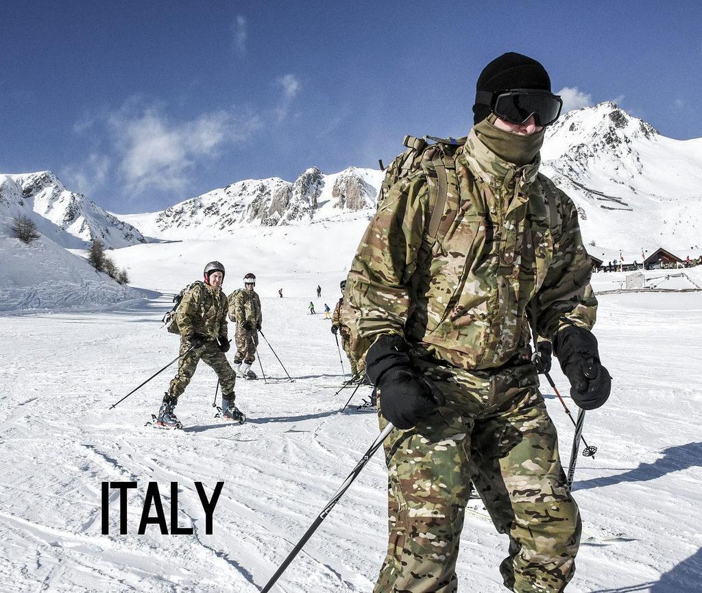 НАТО готовится к зимней войне