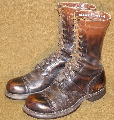 ботинки десантные прыжковые