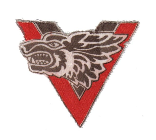 шеврон волчьей сотни