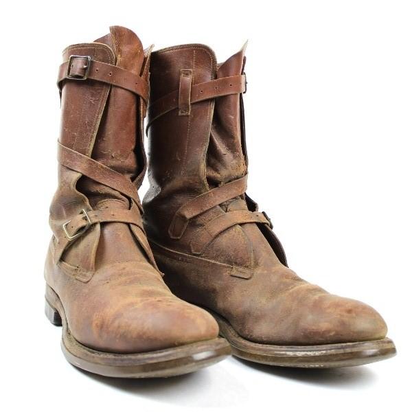 История военных ботинок армии США